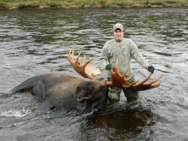 2017: Our Best Moose Hunting Season Ever